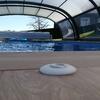 Cambiar bordes de la piscina y echar lechada