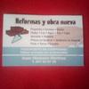 Reforma Y Obra Nueva. Isaac Madueño