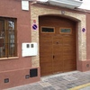 Puerta garaje seccional motorizada