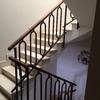 Pintura escalera adosado