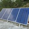 Instalación de sistema de energía solar fotovoltaica y calefacción