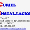 Curiel Instal.lacions