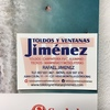 Toldos Y Ventanas, Jimenez