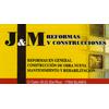 J M Reformas & Construcciones