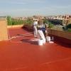 Impermeabilizacion  techo plano accesible