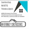 Mh Reformas Y Construcciones
