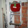 Instalar  calefacción (7 puntos de radiadores y caldera en vivienda rehabilitada toma de gas en ventana)
