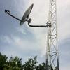 Pasar los cables de electricidad, antena (SAT y TDT) y entrada RJ45