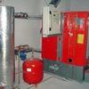 Instalacion caldera biomasa