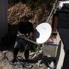 Instalación de antena parabólica