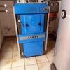 instalación de caldera de leña con acumulador de calor