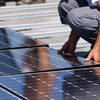 Instalacion kit solar fotovoltaico