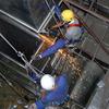 Instalación de tubería y grifos