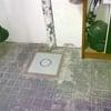 Instalación de una pileta en un baño