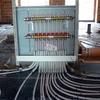 Instalación de caldera para suelo radiante