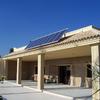 Placas solares - para alumbrado solar