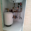 Modificar tomas de agua para calentador eléctrico