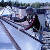 Instalacion de policarbonato en un porche de 5*4m