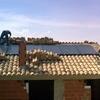 Instalacion solar térmica en vivienda unifamiliar