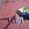 Instalar antena vivienda