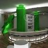 Microcemento para discoteca 170 m2