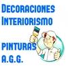 Decoraciones E Interiorismo En Pintura Agg.