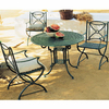 Mueble de salón a medida, con mesa y sillas