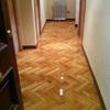 Lijar y barnizar una vivienda de aprox. 90 m2.