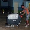 Limpieza aparcamiento individual