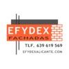 EFYDEX Fachadas. Rehabilitación y Decoración
