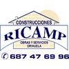 Obras Y Servicios Ricamp S,l
