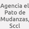 Agencia El Pato De Mudanzas, S.C.C.L