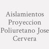 Aislamientos Proyeccion Poliuretano Jose Cervera