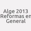 Alge 2013 Reformas En General