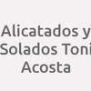 Alicatados Y Solados Toni Acosta