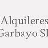 Alquileres Garbayo S.l.
