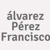 álvarez Pérez  Francisco
