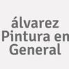 Álvarez Pintura en General