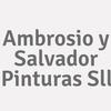 Ambrosio Y Salvador Pinturas Sll
