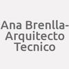 Ana Brenlla- Arquitecto Técnico