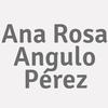Ana Rosa Angulo Pérez
