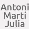 Antoni Martí Julia