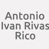 Antonio Ivan Rivas Rico