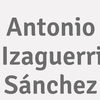 Antonio Izaguerri Sánchez