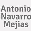 Antonio Navarro Mejías