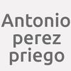 Antonio Perez Priego