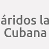 áridos la Cubana