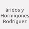 áridos y Hormigones Rodríguez