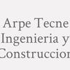 Arpe Tecne Ingenieria y Construccion