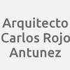 Arquitecto Carlos Rojo Antunez